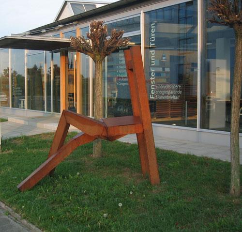 Stuhl Skulpturen - Living Chairs