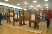 unsere Living Chairs auf der Messe Stadt und Raum in Hannover