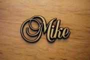 Schrift Mike