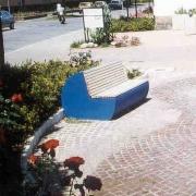 Bänke für unsere Brunnenanlage bei den HARZ WASSERWERKEN HWW in Hildesheim