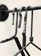 Kleiderbügel - Stahl geschmiedet