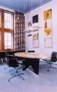 Sonderleuchte für das Büro des Oberbürgermeisters / Hildesheim