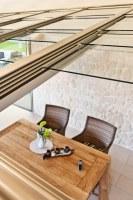 Vitello-Flex Plus, motorisch bedienbares Cabriodach für Ihre Terrasse