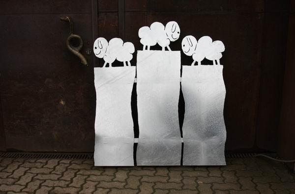 plasmagetrennte Mülltonnenverkleidung aus feuerverzinktem Stahl