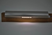 Ovaler Handlauf mit LED