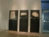 """Schmuckraum in der Ausstellung """"Schönheit im alten Ägypten"""" mit Schlagmetall vergoldet"""