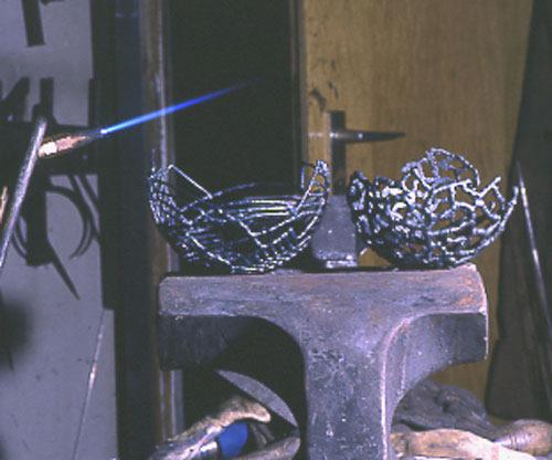 Schalen - Stahl geschweißt