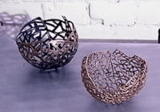 Schalen - Stahl und Messing
