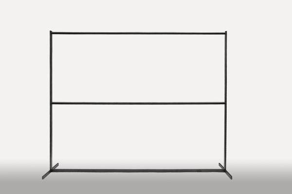 2,5 Meter breite Garderobe