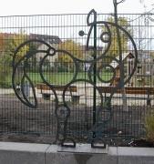 """Skulptur für das Veranstaltungszentrum Skulptur für das Veranstaltungszentrum """"Cavallo - königliche Reithalle"""" in Hannover"""