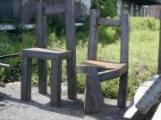 Stuhl Skulpturen  Living Chairs