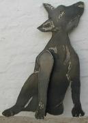 Tierskulptur - ′Dingo′