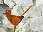 Tierskulptur - ′Rostiger Vogel′