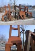 Möbelskulpturen Living Chairs
