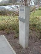 Briefkästen aus Beton