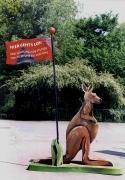 Wegweiser - Känguru