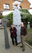 sprechende Laternen in Celle