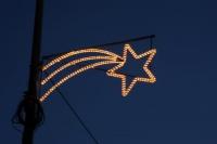 Leuchtende Sterne in Bad Salzdetfurth