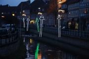 Weihnachtsbeleuchtung in Bad Salzdetfurth