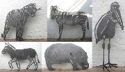 Tierskulpturen - Zoo Hannover