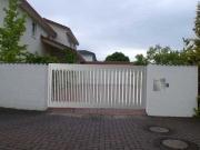 Zaun und Geländerfüllung aus torsiertem Stahl