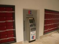 Volksbank Hameln - Verkleidung für einen Geldautomaten