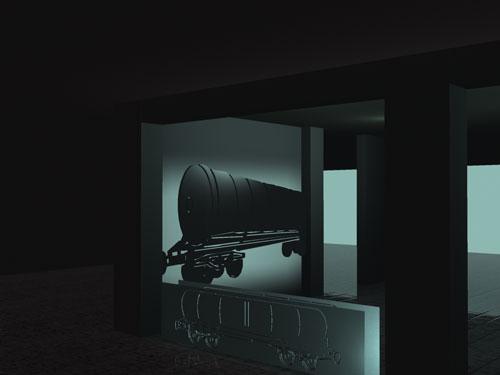 heizk rperverkleidung und wandgestaltung mit einem kesselwagen. Black Bedroom Furniture Sets. Home Design Ideas