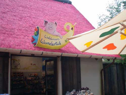 """""""Waldemars Wundertüte"""" - der Shop im Mullewapp"""